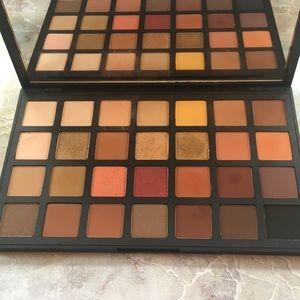 Sephora Pro Warm Eyeshadow Palette